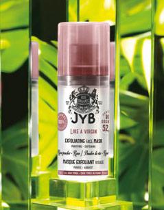 JYB, la nueva marca de cosmética orgánica llega a Barcelona
