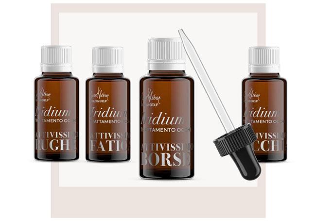 iridium eyes pressotherapy cosmetics