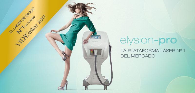 Elysion Pro - La plataforma láser nº 1 del mercado