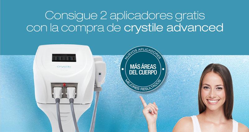 crioadipólisis - crystile advanced
