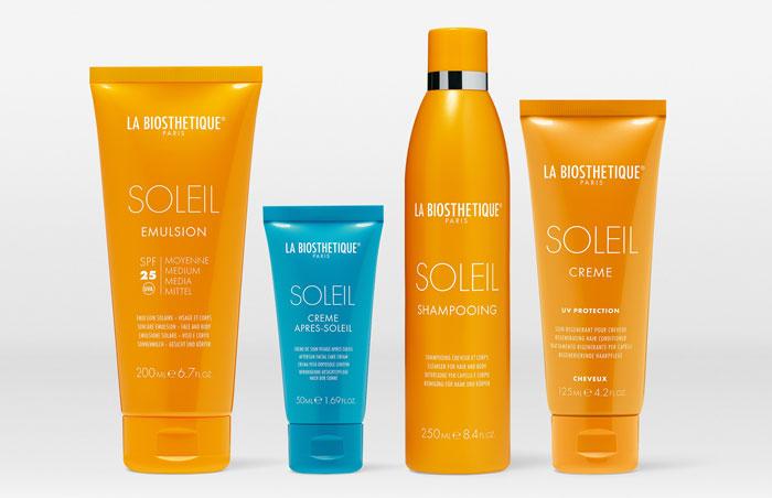 Beauty Market y La Biosthetique regalan 6 lotes de productos Soleil, la solución ideal para disfrutar del sol