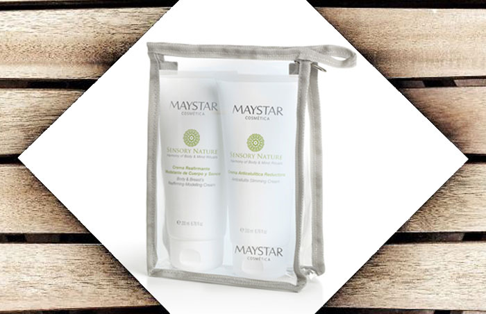 Beauty Market y Maystar Cosmética regalan 6 packs de productos reafirmantes
