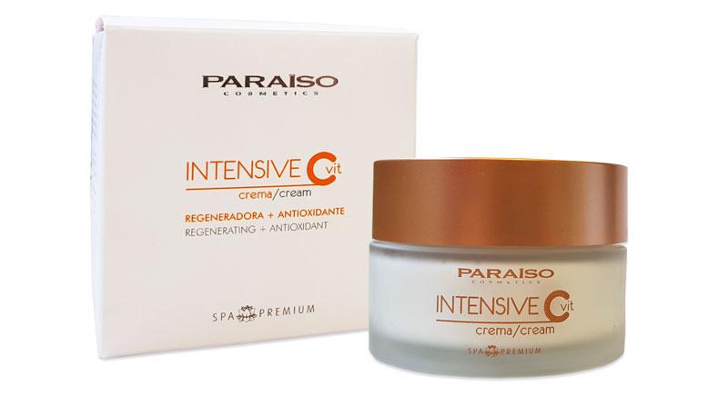 Paraíso Cosmetics - Crema facial Intensive C