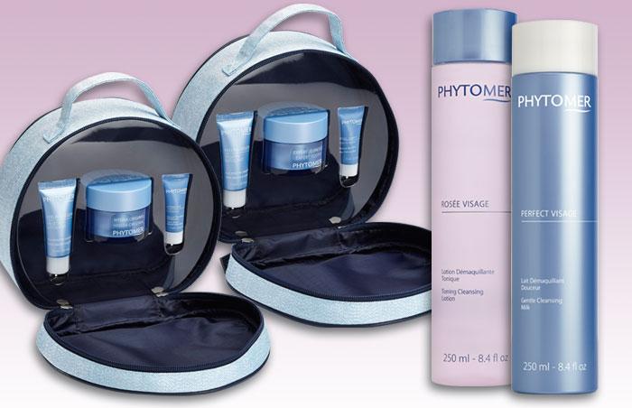 Beauty Market y Phytomer regalan 6 packs de productos Phytomer, la cosmética del futuro