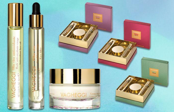 Beauty Market y Vagheggi regalan 6 kits Positivity, la fitocosmética efectiva