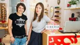 Las responsables del centro de belleza Siberia de Madrid son amigas desde la infancia y vienen de Novosibirsk, Siberia. Para ellas, al ser de fuera, abrir un salón en España era toda una aventura