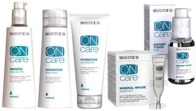 Oncare Hydrate, el tratamiento de Selective para cabellos secos y deshidratados