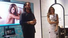 En un espacio diáfano y multifuncional, la firma mostró el 14 de junio su Dry Shampoo, de la mano del embajador global de la marca y director creativo del salón, Antonio Corral Calero