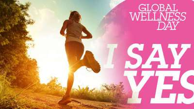 El mundo se une por el bienestar: Global Wellness Day