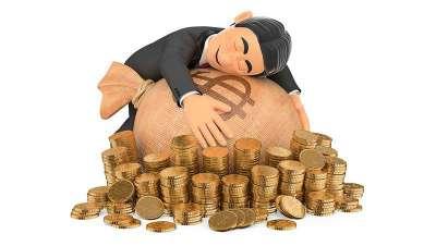 El dinero nunca duerme