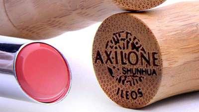 Axilone lanza un l�piz de labios eco-friendly