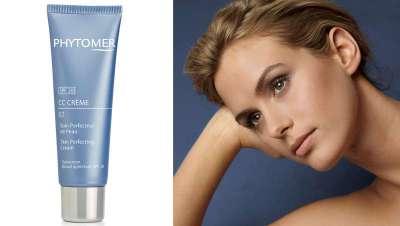 CC Cr�me, maquillaje y tratamiento en uno