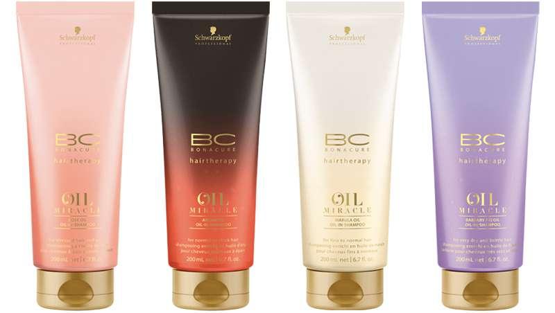 La gama BC Oil Miracle se reinventa para aportar tratamientos de lujo al sal�n