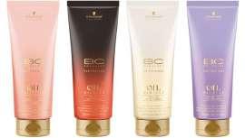Schwarzkopf Professional anuncia cuatro nuevas presentaciones para sus champús  a base de aceite de marula, rosa, argán o higo chumbo, que dotan de elasticidad y brillo al cabello