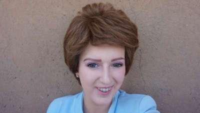 Heather, nueva peluca m�s natural y c�moda para la clientela
