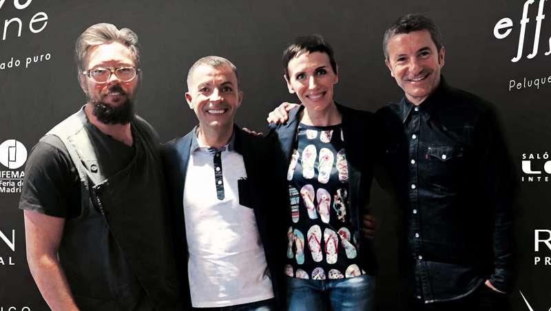 Mikel Luzea presenta la tercera edici�n de Effervescene en Sal�n Look International