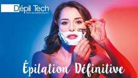La red de especialistas en depilación ha vuelto a contar con el conocido fotógrafo Renaud Corlouer. La campaña lleva los colores de Francia
