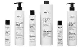 Dikson presenta esta gama que respeta la salud del cabello. La línea ha sido formulada para que el proceso de alisado sea seguro y correcto en cabellos naturales y tratados