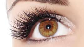 De una duración de un mes, aplicación indolora y retirado inocuo para las pestañas, utiliza materiales desechables e hipoalergénicos que no dañan el ojo