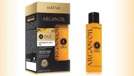 Oro líquido para el cabello. La firma presenta 4 Oils de Argan Oil con ingredientes elegidos por su acción especial a la hora de mimar y proteger cualquier melena
