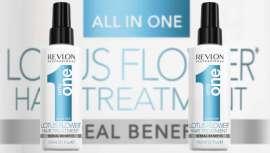 Revlon Professional amplía este tratamiento que hidrata y protege el cabello de los rayos solares, entre otros 10 beneficios reales para el cabello en un solo producto