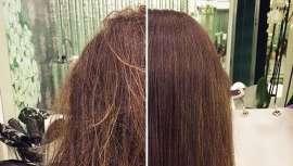 Hace unos meses hablábamos de la taninoplastia como  tratamiento natural para alisar el cabello. Ahora llega la enzimoterapia, la última versión del anterior, aunque un 30% más eficaz, según algunos expertos