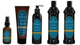La gama ha sido diseñada con el propósito de potenciar todas las ventajas de los ingredientes naturales de las exclusivas fórmulas de la firma