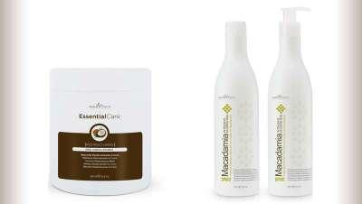 Dos l�neas de Light Irridiance para cabellos tratados