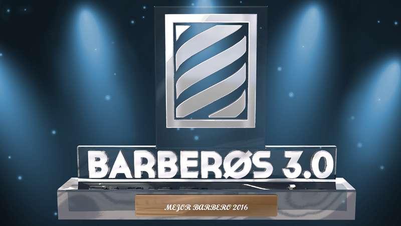 Barberos 3.0 ultima su presencia en Sal�n Look 2016
