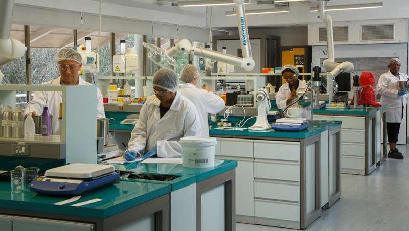 Nuevo centro de  investigaci�n e innovaci�n en �frica inaugurado por L'Or�al
