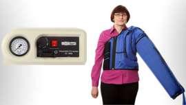 Además de sus dispositivos de alta calidad, Bio Compression ha desarrollado una amplia gama de prendas de vestir en tamaños y estilos aplicables a todas las áreas anatómicas