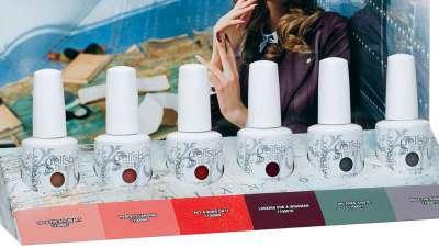 Harmony muestra su colecci�n de esmaltes para el oto�o: Sweetheart Squadron