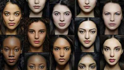 Una fot�grafa demuestra que cada grupo �tnico tiene una belleza �nica