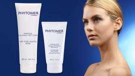 El producto de Phytomer refresca e hidrata. Un tratamiento eficaz que se presenta en dos productos: sérum y mascarilla