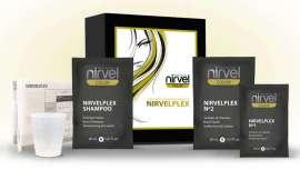 Nirvel Professional presenta el kit Nirvelplex Monodosis, que incluye la cantidad necesaria para un servicio completo en el salón