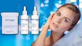 En tan sólo 60 minutos, el tratamiento descontamina la piel y reanima los rostros asfixiados y deshidratados