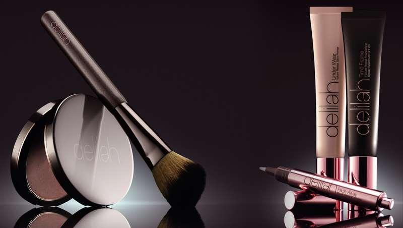 Cosbell incorpora la nueva marca de maquillaje Delilah para España y Portugal