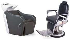 La firma, fabricante de mobiliario versátil y de vanguardia para el salón, presenta el sillón Centaurus y el lavacabezas Adonis, elegantes y con características técnicas funcionales