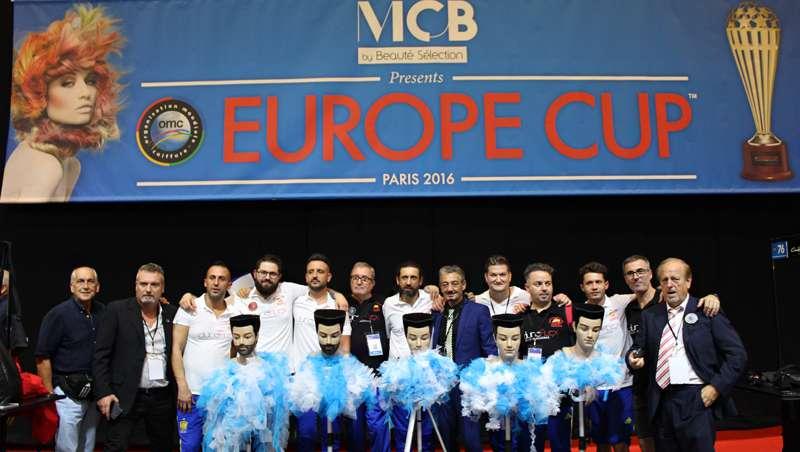 España consigue el bronce en el Campeonato Europeo de Peluquería