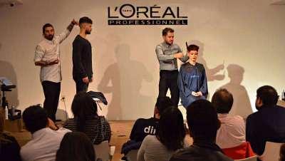 Jos� Boix participa en una gira de peluquer�a por Latinoam�rica