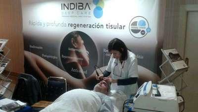 Indiba Deep Care, equipo de bioestimulaci�n cut�neo pre y postcirug�a