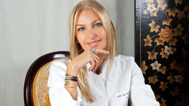 Mercedes Quintillà: 'Los tratamientos para recuperar la piel después del verano se orientan a mantener su hidratación'