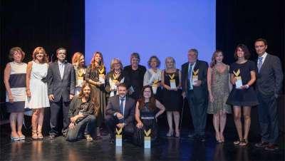 Sal�n Look entrega sus cuartos premios a destacados profesionales de la peluquer�a y la est�tica