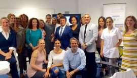 La Academia Lamdors y el Institut Vila-Rovira presentaron este programa especializado de cualificación con una visión coordinada y consensuada de los procesos de tratamiento