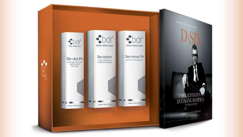 BDR lanza nuevas cajas de regalo premium para la venta en centros profesionales