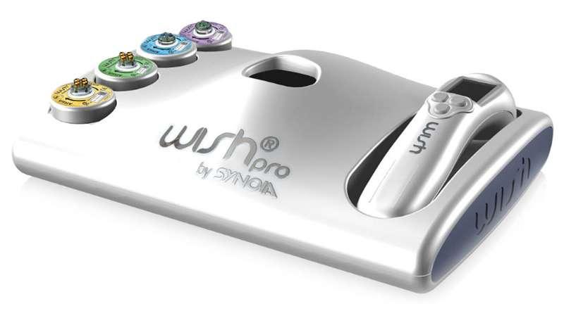 El m�todo Wishpro combina aparatolog�a y activos cosm�ticos para ofrecer m�ximos resultados