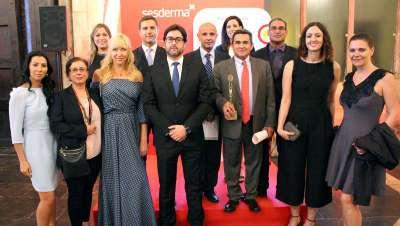 Sesderma recibi� el Premio a la Internacionalizaci�n de la C�mara de Comercio de Valencia