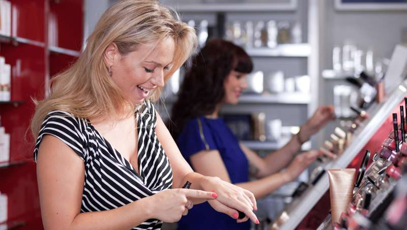 El gasto en maquillaje en España se reduce un 2,3% en 2015