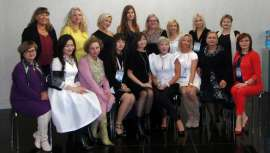 En  cuanto a competiciones de uñas se refiere, la feria International Beauty Expo Nevskie Berega es una de las citas más importantes  a nivel mundial