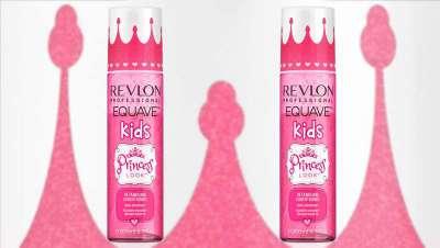 Revlon Professional lanza un acondicionador para las pequeñas princesas del salón